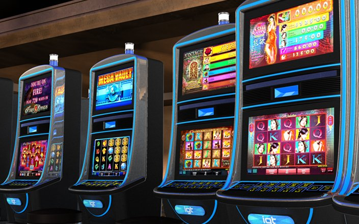 Understand the parameters of slot machines
