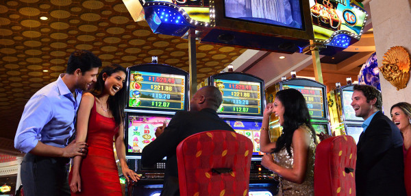 great fun of playing advanced slot game!